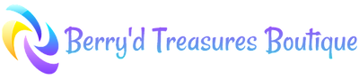 Berry'd Treasures Boutique Logo
